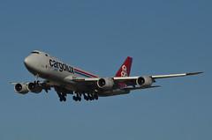 Cargolux 747-8R7(F) (LX-VCI) LAX Approach 1 (hsckcwong) Tags: cargoluxairlines cargolux 7478r7f 747800f 747800freighter lxvci lax klax