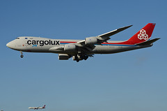 Cargolux 747-8R7(F) (LX-VCI) LAX Approach 4 (hsckcwong) Tags: cargoluxairlines cargolux 7478r7f 747800f 747800freighter lxvci lax klax