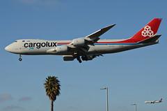 Cargolux 747-8R7(F) (LX-VCI) LAX Approach 5 (hsckcwong) Tags: cargoluxairlines cargolux 7478r7f 747800f 747800freighter lxvci lax klax