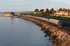 Amtrak 963 (caltrain927) Tags: union pacific railroad uprr up amtrak illinois department transportation idtx siemens sc44 ge p42dc test passenger train hercules california ca