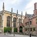 Trinity College Chapel, Cambridge, England