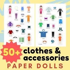 Teach Kids Clothing Items in Indonesian (terradiary) Tags: bahasa indonesia indonesian clothes clothing pakaian baju