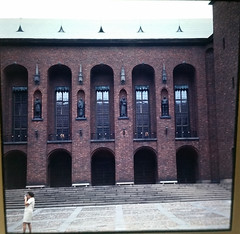 EuroUK1969No84 (mat78au) Tags: inner courtyard city hall stockholm 1969