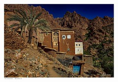 Return to Tazault, Morocco, 2020. (Richard Murrin Art) Tags: returntotazault morocco 2020 sky rocks house doors richard murrin art