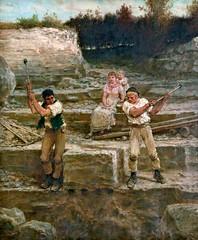 boughton-george-henry---the-miners_16122685095_o (Sabri KARADOĞAN) Tags: george henry boughton