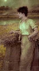 boughton-george-henry---the-harvest-moon_15502988703_o (Sabri KARADOĞAN) Tags: george henry boughton