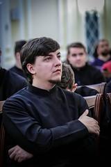 19 февраля 2020, В семинарии прошла встреча с сектоведом Александром Дворкиным