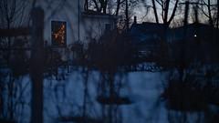 on a cold eve, warm lights in the window (@cinepaint) Tags: a7iii sonya7iii a7 mirrorless minneapolis minnesota evening eve cold poem winter snow sonyalpha alpha kogaku lens