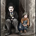 Charlie Chaplin & Jackie Coogan - The Kid - 1921