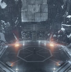 ''Arrival'' (HodgeDogs) Tags: warnerbros iointeractive textures explore inexplore nvidia larahjohnson gaming games hitman photography