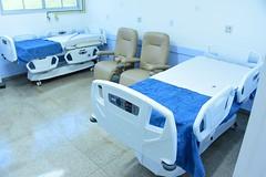 Dependências das enfermarias reformadas do hospital Leal junior, de Itaboraí, com camas automatizadas (4) (itaborairj) Tags: reforma enfermarias hospitallealjunior saúde itaboraí 20022020