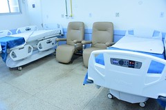 Dependências das enfermarias reformadas do hospital Leal junior, de Itaboraí, com camas automatizadas (2) (itaborairj) Tags: reforma enfermarias hospitallealjunior saúde itaboraí 20022020