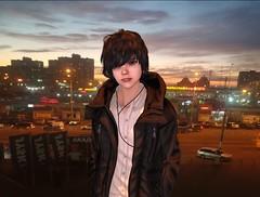 Ukraine for sad (I'm .̶b̶̶̶r̶̶̶OKe̶n̶) Tags: sl secondlife kun ukraine sad depression sky lights emo alternative salasamobojcow teen teenager gabriel
