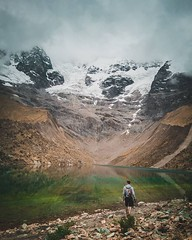 The hidden beauty Laguna Humantay, Peru 😮⛰️ 📷@luis.goncalves91  GO-ER is LIVE!! 🚀💥  With GO-ER you can plan your perfect trips 🔥 • Create & build your trips • Share Recommendations • Get inspired by other trips  ┄┄┄ (GO-ER) Tags: goercommunity goer traveler community travel advice inspiration traveling explore wanderlust viajar viaje
