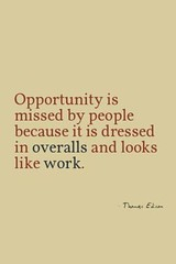 ❝ Opportunity is missed by people… (iQuotes) Tags: quotes iquotes sayings inspirationalquotes lifequotes lovequotes positivequotes wisdom motivational motivation life love inspirational inspiration positive quote vibes notes selfnote