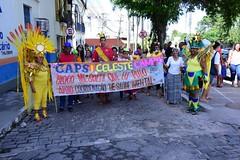 Bloco de carnaval do Caps de Itaboraí desfilou pelas ruas do centro (1) (itaborairj) Tags: bloco carnaval caps itaboraí saúde desfile 20022020