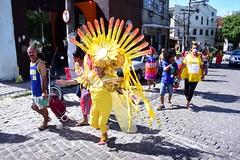 Bloco de carnaval do Caps de Itaboraí desfilou pelas ruas do centro (3) (itaborairj) Tags: bloco carnaval caps itaboraí saúde desfile 20022020