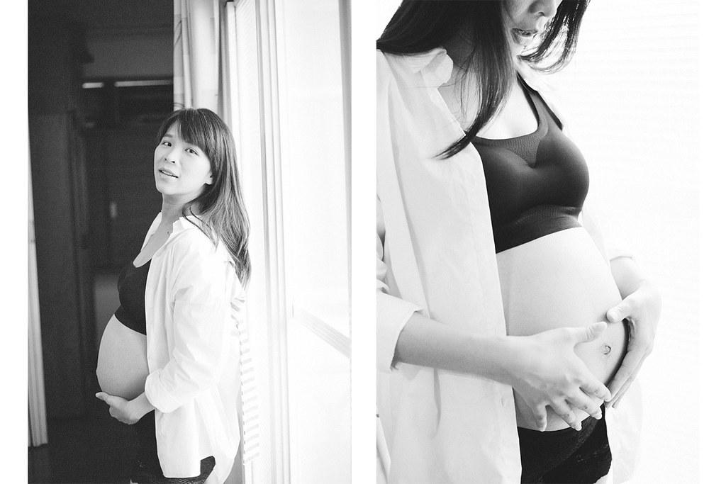 孕婦寫真,孕,自然風格,親子寫真,全家福寫真,女數影師,雙子小姐,pregnant