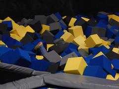 DSCN3084 (mestes76) Tags: 062319 duluth minnesota planet3 trampolinepark foamblocks