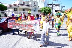 Bloco de carnaval do Caps de Itaboraí desfilou pelas ruas do centro (4) (itaborairj) Tags: bloco carnaval caps itaboraí saúde desfile 20022020
