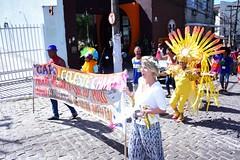 Bloco de carnaval do Caps de Itaboraí desfilou pelas ruas do centro (2) (itaborairj) Tags: bloco carnaval caps itaboraí saúde desfile 20022020