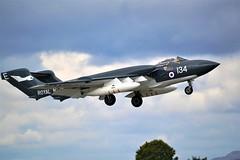 Foxy Lady (Gerry Rudman) Tags: royal navy fleet air arm raf leuchars foxy lady gcivx xp924 sea vixen flypast