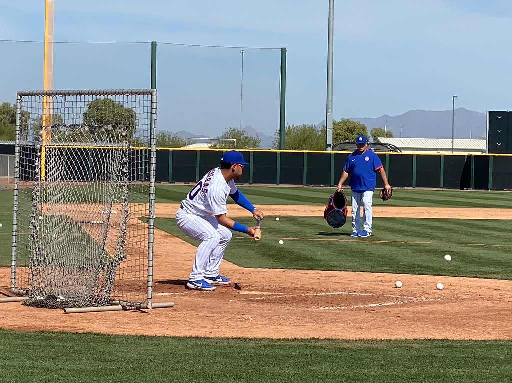 Cubs Photos: Baseball, 2020, chicago, cubs, springtraining, Willson  Contreras