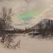 Aurora Borealis at Salangselva River / Bardu, Norway 2020