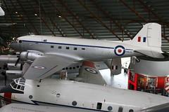 Douglas DC-3 Dakota (1936-45) (Clanger's England) Tags: england shropshire raf museum cosford classicaircraft historicaircraft
