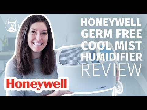 Honeywell Germ Free Cool Moisture Humidifier Review - Best On The Block?