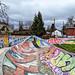 South Park's Rivercity skate park.