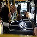Bus Chief Cipriano Rides Queens Bus on Listening Tour with Advocates and Officials