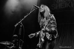 Nadia Sheikh (Berend Stettler) Tags: berend stettler nadia sheikh volkshaus zürich zurich live concert indie rock alternative