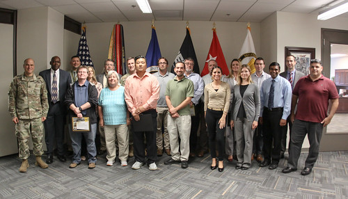 #WorkforceWednesday - Recognizing transition to sustainment