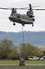 Boeing Chinook HC4 - Royal Air Force - ZA677 (lynothehammer1978) Tags: keevilairfield rafkeevil royalairforce raf za677 boeingchinookhc4 exercisejointwarrior