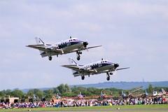 RN Jetstreams (Gerry Rudman) Tags: riat raf fairford 2007 rnas culdrose jetstream t1 hpscottish aviation