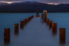 Low Wood Bay Jetty Windermere_-5 (colinthefrog1) Tags: windermere jetty long exposure water lake district