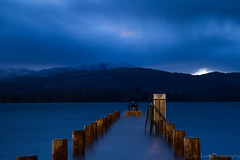 Low Wood Bay Jetty Windermere_-2 (colinthefrog1) Tags: windermere jetty long exposure water lake district