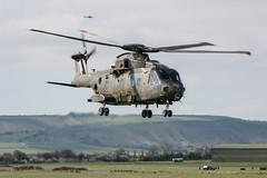AgustaWestland EH101 Merlin HC3 - Royal Air Force - ZJ134 / S (lynothehammer1978) Tags: keevilairfield rafkeevil agustawestlandeh101merlinhc3 raf royalairforce zj134 zj134s exercisejointwarrior
