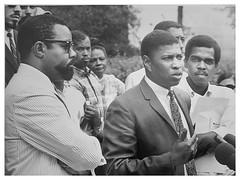 Fired & expelled by Howard U. for political activities: 1967 (Washington Area Spark) Tags: students professor teacher dismissal firing expulsion howard university protest demonstration boycott selective service draft board lewis hershey court appeals reinstatement damages termination washington dc district columbia andress taylor jeroyd greene anthony gittens sa'ad elamin 1967