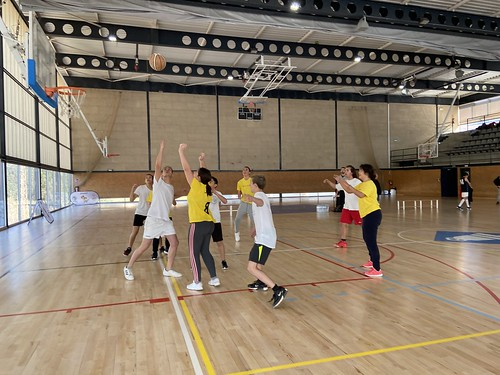 Jornada Escolar de bàsquet a Sant Just Desvern 20-2-20