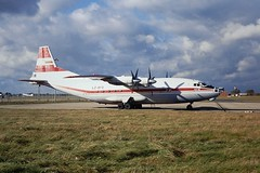 Photo of LZ-BFD An12 BF Cargo CVT 8-11-1997