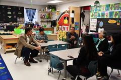 Tour of Jornada Elementary School's PreK Program, February 19, 2020.