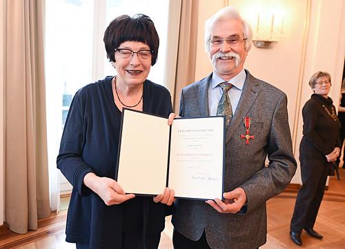 Verdienstkreuz am Bande für Jens Kück