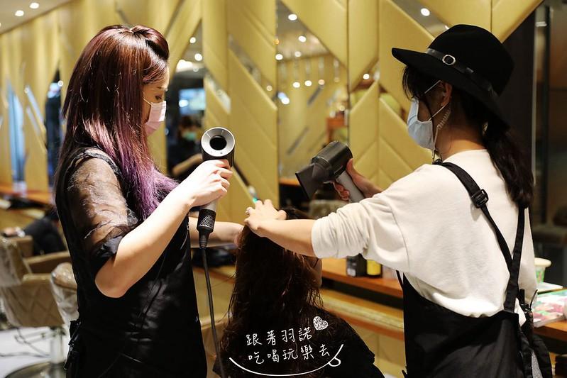 板橋髮廊沙龍推薦Qdn hair salon板橋美髮248