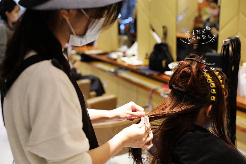 板橋髮廊沙龍推薦Qdn hair salon板橋美髮210