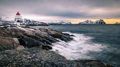 Kabelvag Molo - Norway - Seascape photography