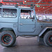 Toyota Land Cruiser BJ40. 1980