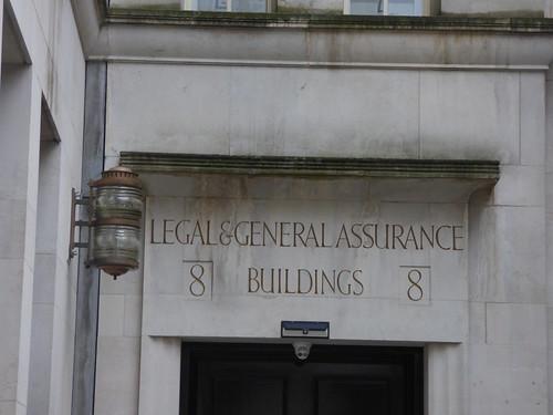 Legal & General Assurance Buildings - 8 Waterloo Street, Birmingham