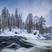 Winter at Myllykoski